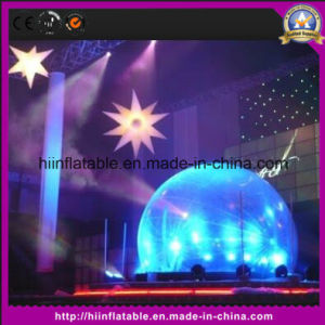 Outdoor Christamas Inflatable Decoration Star for Event