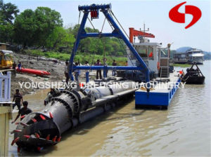 Mini Dredge Boat with Anchor Boat (CSD 250)