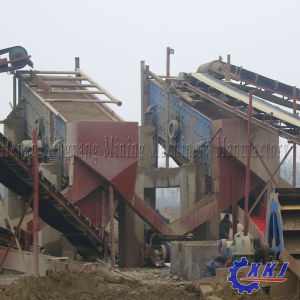 Sell Well Electric Vibrating Sand Screen with Super Quality pictures & photos