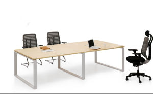 Boardroom Conference Table Simple Meeting Room Table (HF-BS007) pictures & photos