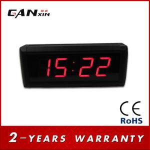 China Ganxin 1 8 Electric Led Display Digital Alarm Wall Clock China Cool Led Clock And Promotional Digital Clock Price