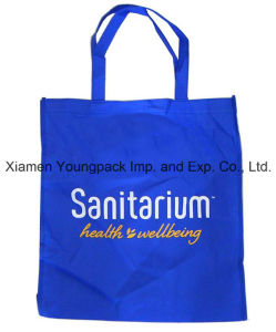 Custom Printing Recyclable Non-Woven Tote Shopping Bag pictures & photos