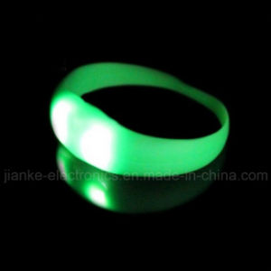 Promotional Sound Activated Led Bracelet For Party 4010