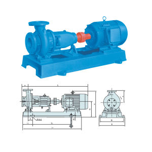 Ay Centrifugal Water Oil Pump pictures & photos