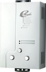 Flue Type Instant Gas Water Heater/Gas Geyser/Gas Boiler (SZ-RS-72)