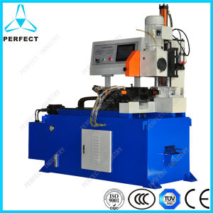 Automatic CNC Pipe Die Hydraulic Cutting Machine pictures & photos