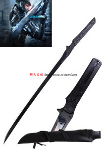 Metal Gear Rising Revengeance Real Steel Online Game Swords Cosplay Props