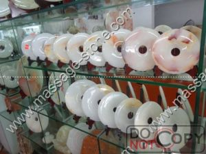 Wholesale Jade Wheel for Lucky Home Decoration