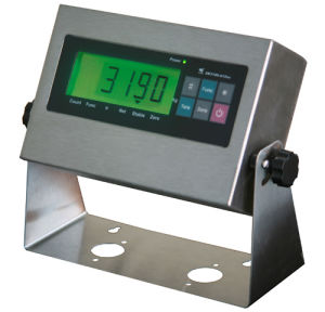 OIML Approval Stainless Steel Weighing Indicator (XK3190-A12SS)