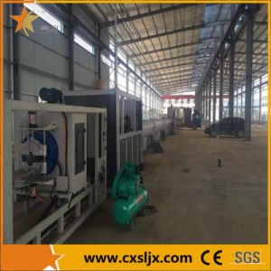 High Speed Single Extruder HDPE Pipe Extrusion Line pictures & photos