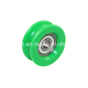 Best Price Eco-Friendly Silicone Pulley Wheel for Cable pictures & photos