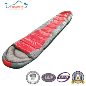 Heated Warm Mummy Sleeping Bag Waterproof