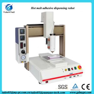 Hot Melt Glue Automatic Dispensing Machine pictures & photos