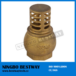 China Brass Foot Check Valve Direct Factory (BW-C08) pictures & photos