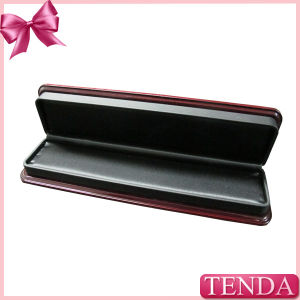 Plastic Acrylic Painted MDF Wooden Leather Jewelry Case