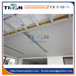 Star Paper Surface Gypsum Board Partition Price