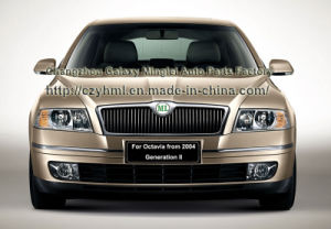 Good Chromed Auto Radiator Grille for Skoda Octavia From 2004 (1ZD 853 651) pictures & photos