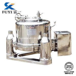 High Speed Damping Filter Centrifuge