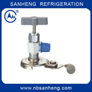 Refrigeration Universal Stainless Can Tap Valve pictures & photos