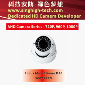 720p 1MP Vandalproof Dome Varifocal Ahd Camera (Ns-3030V)