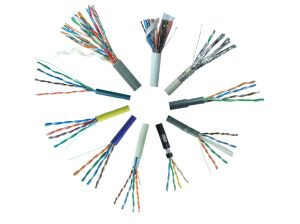 Cat 3/Cat5e/CAT6 LAN Cbale Network Cable pictures & photos