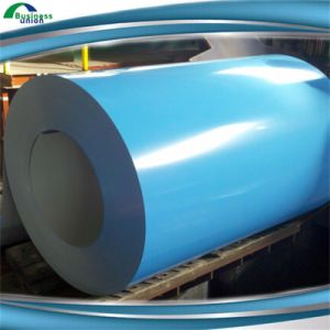 Dx51d PPGI Color Coated Prepainted Galvanized Steel Coil for Roof Panel