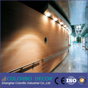 High Quality Grooved Wooden Sound Absorptive Boards pictures & photos