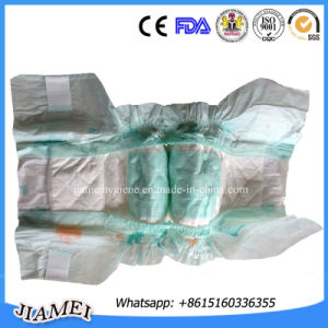 Wholesale Baby Diapers for Baby Nappies Premium Diaper in Bulk with Magic Tapes pictures & photos