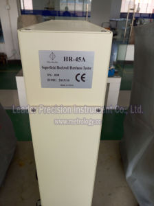 Rugged Construction Manual Rockwell Hardness Tester (HR-45A) pictures & photos