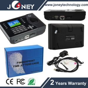 Fingerprint Time Attendance Clock RFID ID Card TCP/IP USB Port SD Card Port Employee Software pictures & photos