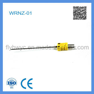 Wrnz-01 Sharp Tip with Plug Probe Thermocouple pictures & photos