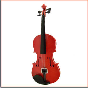 Various Colourful Plywood Violin Entry Grade Violin pictures & photos