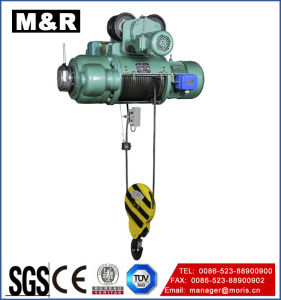 7.5 Ton Wire Rope Electric Hoist in Hot Sales pictures & photos