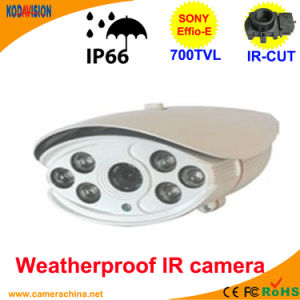 100m LED Array IR Sony 700tvl CCTV Camera Security Systems pictures & photos