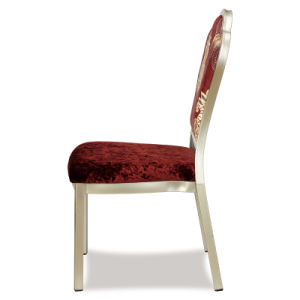 Wood Imitated Dining Chair for Hotel pictures & photos