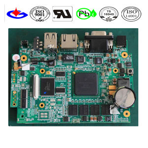 Energy Meter PCB Assembly and 6 Layer PCB Circuit pictures & photos