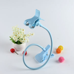 Plastic Removable 360 Rotation Lazy Mobile Phone Holder with Long Arms for iPhone MP3 MP4 Camera