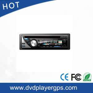 One DIN Car MP3 Player/CD Player with USB/SD Card