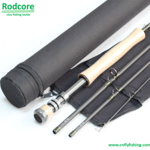 Primary Pr906-4 High Carbon Fast Action Fly Rod pictures & photos