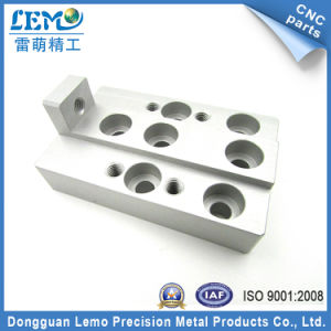 CNC Milled Parts of Alloy Steel Plates pictures & photos