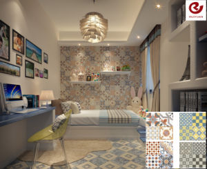 China Decoration Ceramic Indonesia Wall Tile with New Design Pattern ...