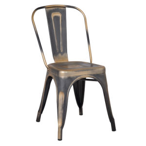 Wholesale Antique Coffee Shop Chair Metal Chair with Competitive Price Zs-T-01 pictures & photos