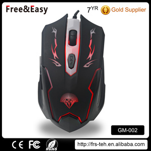 2017 High Quality Custom Gaming Mouse pictures & photos