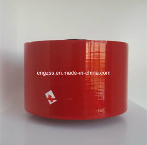 Hot Sale Oversea 2mm Solid Red Single Side Adhesive Cigarette Tear Tape