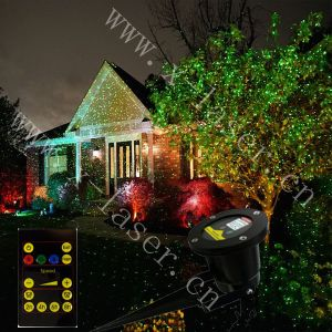 2016 New Product Garden Laser Light/China Festival /House/Tree Decoration pictures & photos