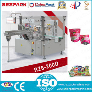 2016 New Design Premade Pouch Packing Machine (RZ8-200D) pictures & photos