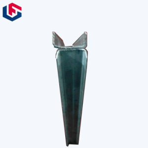 Pre-Galvanized U Section Steel High Quality Q235B Steel Channel