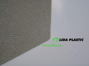 China High Density 4mm PP Sheet Grey pictures & photos