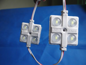 High Quality 12V 0.96W Injection LED Module pictures & photos