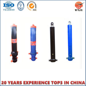 Multistage Hydraulic Cylinder for Small Ton Dump Truck pictures & photos